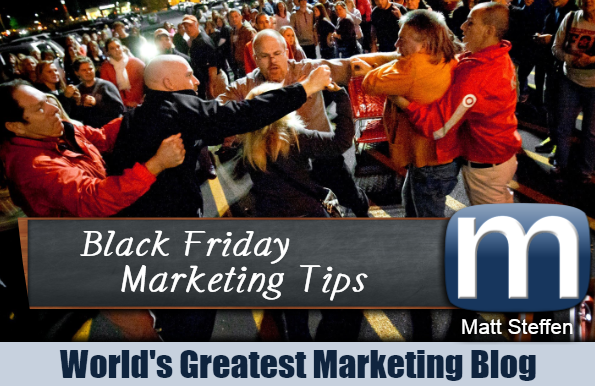 Brilliant Black Friday Marketing Strategy for Small Business