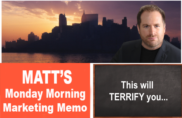 Matt's Monday Morning Marketing Memo – Vol. 235