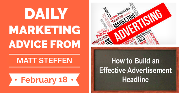 How to Build an Effective Advertisement Headline