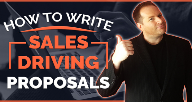 How to Write Sales Driving Proposals