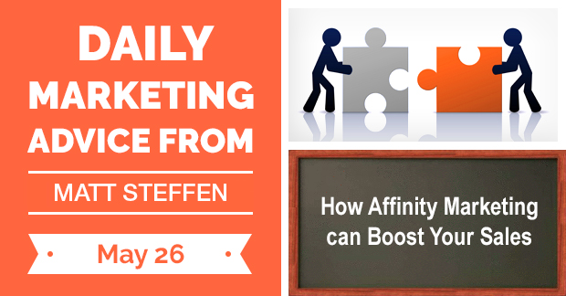 How Affinity Marketing can Boost Your Sales