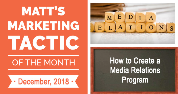 How to Create a Media Relations Program