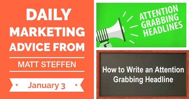 how to write an attention grabber