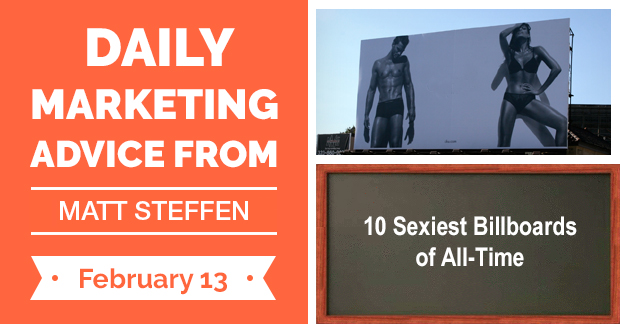 10 Sexiest Billboards of All-Time