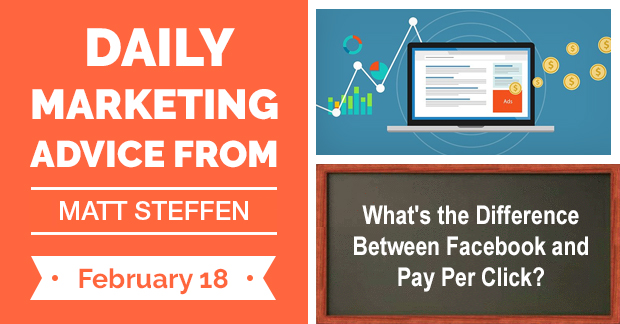 What's the Difference Between Facebook and Pay Per Click?