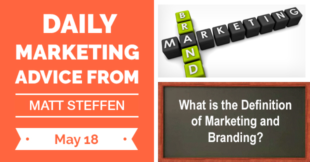 What is the Definition of Marketing and Branding?